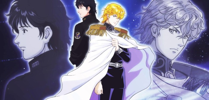 Legend of the Galactic Heroes 001 sub ita