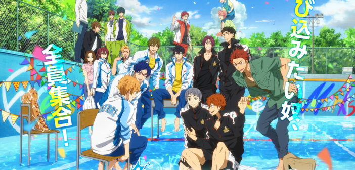 Free! Take Your Marks